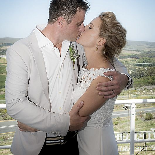 Cape Winelands Wedding
