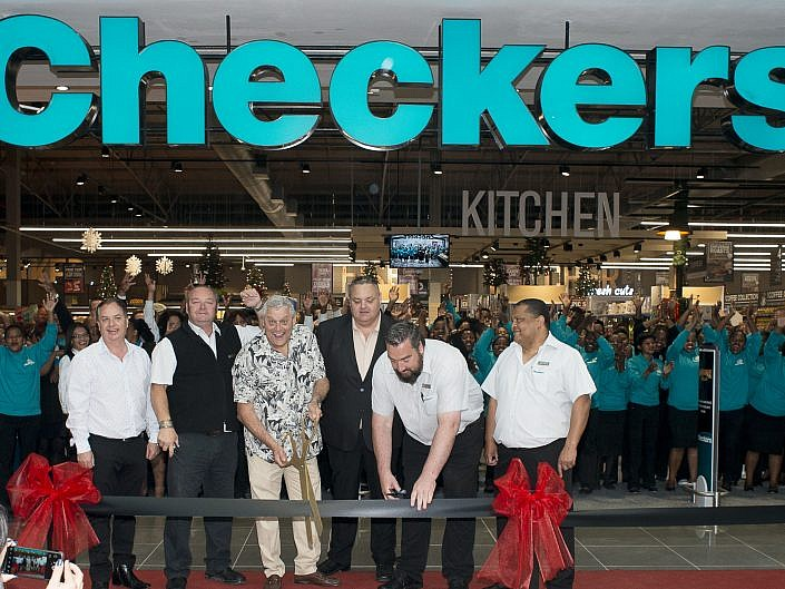 Shoprite Checkers Opening