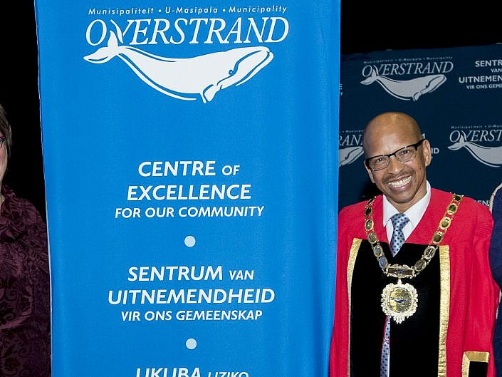 Overtstrand Mayoral Awards
